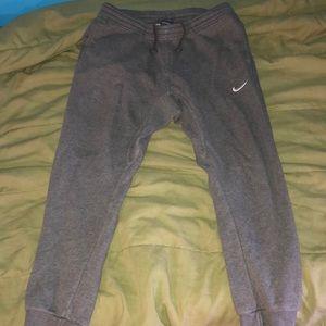 Nike Joggers Grey Sz L